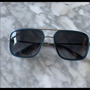 NWOT Salvatore Ferragamo Aviator Sunglasses